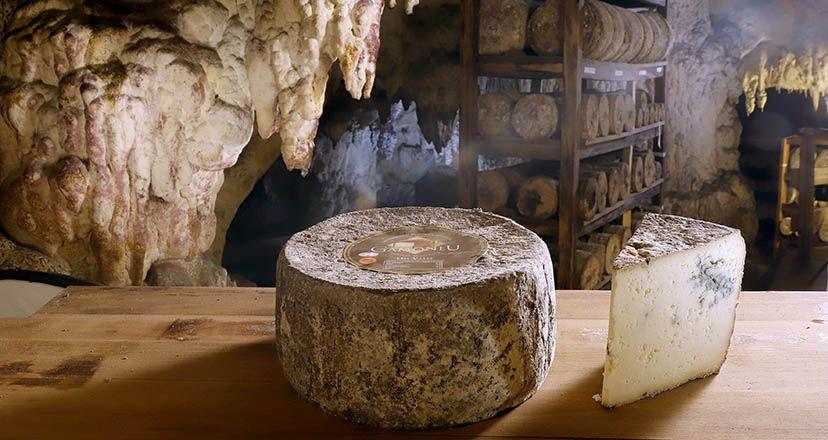 cueva queso gamoneu