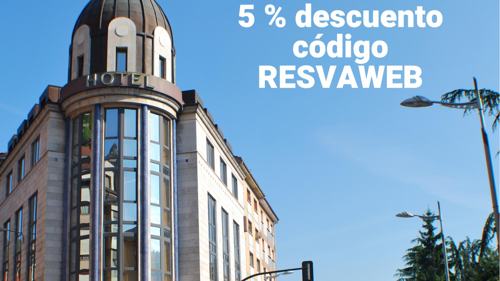 RESERVA WEB - 5 %